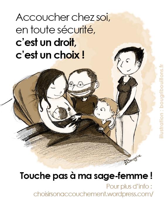 accouchement à domicile aad défendre le droit des sages-femmes