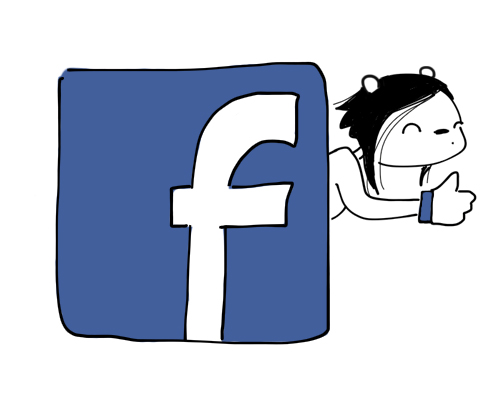 page facebook bougribouillons