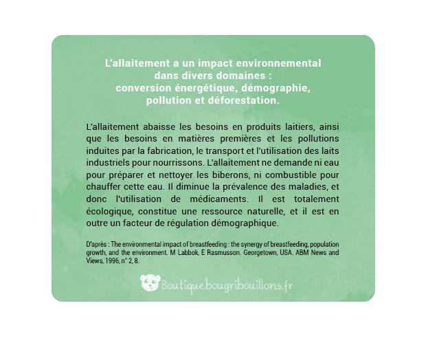 Affiche allaitement Bougribouillons - 5