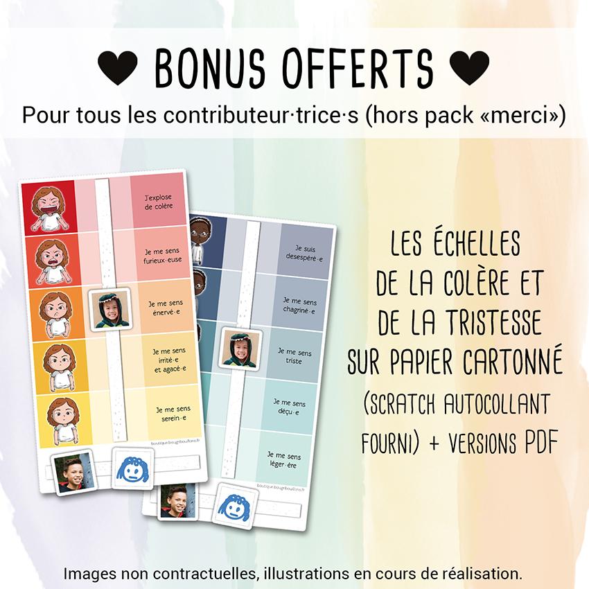 """Récap 3 de la campagne Ulule Bougribouillons - Livrets """"La petite enfance en images"""""""