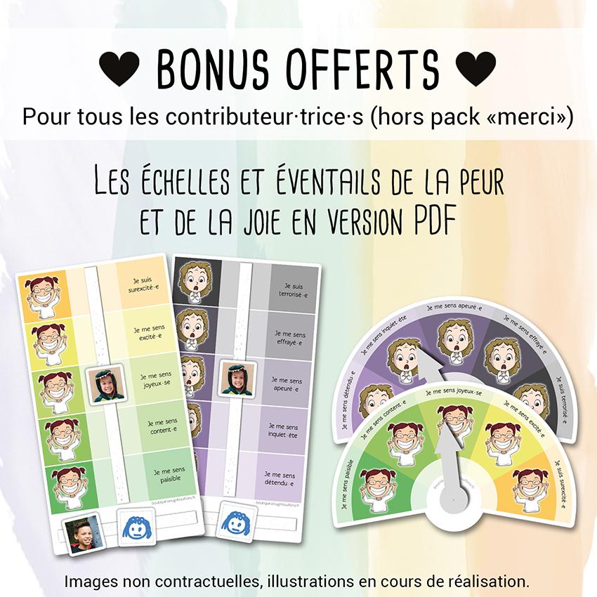 """Récap 5 de la campagne Ulule Bougribouillons - Livrets """"La petite enfance en images"""""""