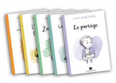 La petite enfance en images - 5 livrets