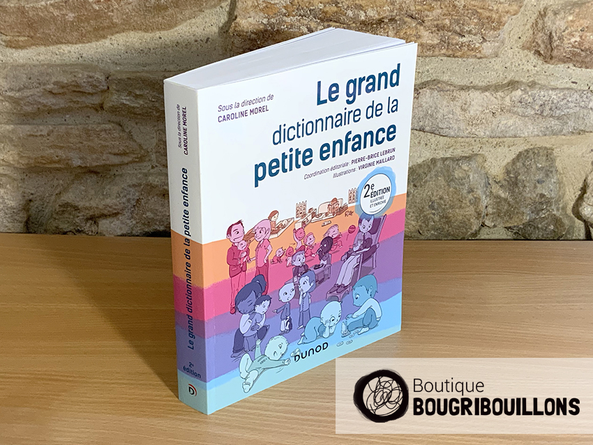 Le grand dictionnaire de la petite enfance - Dunod - Caroline Morel - Pierre-Brice Lebrun - Virginie Maillard